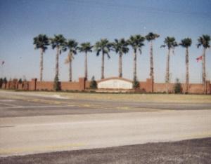 Front Entrance circa 1999