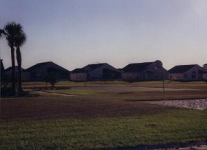 Basketball court circa 1999