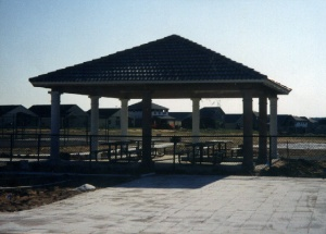 Club house area circa 1999