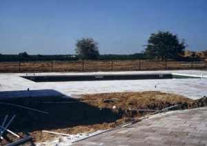 The 2nd pool circa 1999
