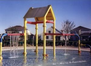 Kiddie pool circa 2002