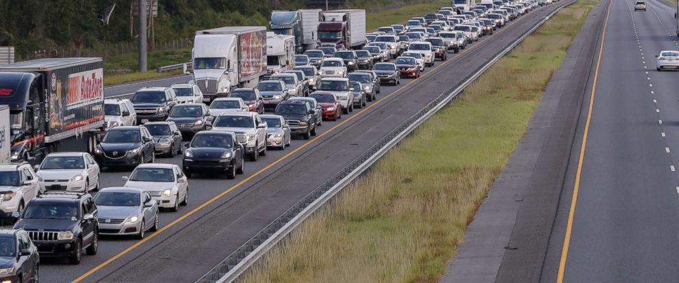 Hurricane Traffic